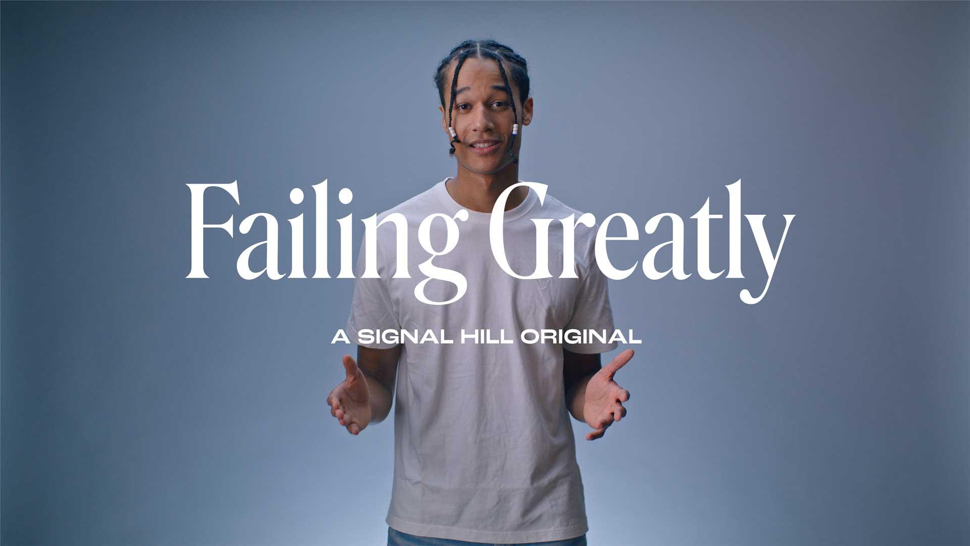 FailingGreatly_Title